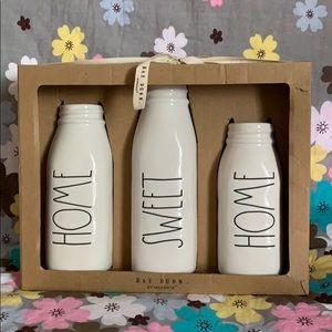 Rae Kunn Home Sweet Home Vases